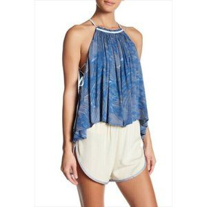 FREE PEOPLE NEW Seasons in the Sun Blouse